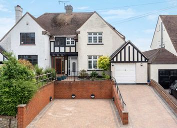 Thumbnail 4 bedroom semi-detached house for sale in Dennis Road, Gravesend