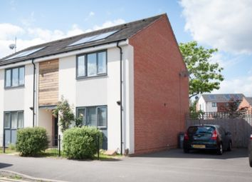 Thumbnail 3 bed semi-detached house for sale in Gilson Way, Kingshurst, Birmingham