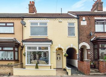 Thumbnail 3 bed terraced house for sale in Gorleston-On-Sea, Great Yarmouth, Norfolk