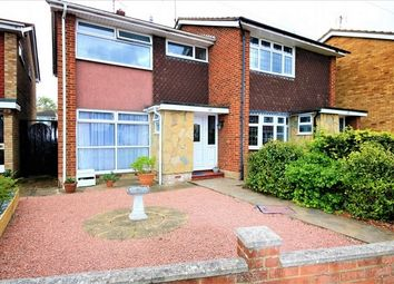 Thumbnail 3 bed semi-detached house for sale in Harvest Road, Canvey Island, Essex