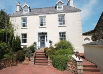 Thumbnail 4 bed detached house for sale in La Grande Route De Faldouet, St. Martin, Jersey