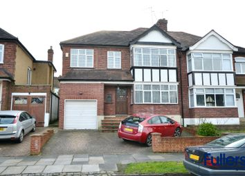 Thumbnail 4 bed semi-detached house for sale in Gresham Avenue, London