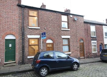 Thumbnail 2 bed terraced house to rent in Blackshaw Street, Macclesfield
