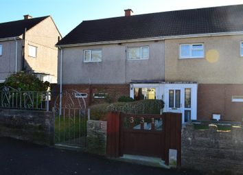 Thumbnail 3 bed property for sale in Heol Gwyrosydd, Penlan, Swansea