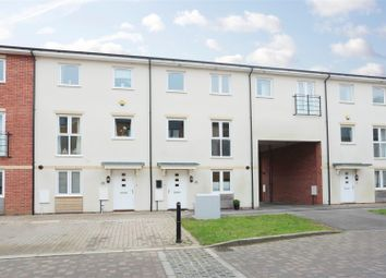 Thumbnail 4 bedroom town house for sale in Pasteur Drive, Old Town, Swindon