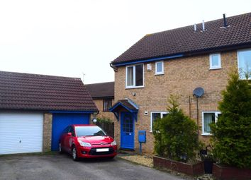 Thumbnail 2 bed property to rent in Brashland Drive, Wootton, Northampton