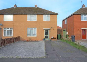 Thumbnail 3 bed semi-detached house for sale in Burns Avenue, Warwick