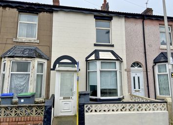 2 bed terraced house for sale in Lang Street, Blackpool FY1