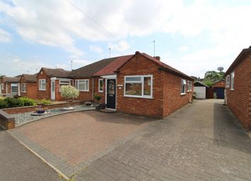 Thumbnail 3 bed bungalow to rent in Portfields Road, Newport Pagnell, Buckinghamshire