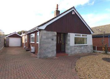 Thumbnail 3 bed bungalow for sale in Aston Park Road, Shotton, Deeside, Flintshire