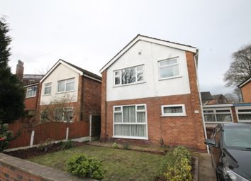 Thumbnail 3 bedroom detached house to rent in Half Edge Lane, Eccles, Manchester