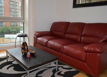 Thumbnail Studio to rent in Ontario Tower, 1 Fairmount Avenue, Blackwall, Canary Wharf, London