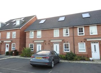 Thumbnail 2 bed terraced house for sale in Breconshire Gardens, Basford, Nottingham, Nottinghamshire