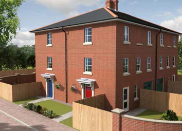 Thumbnail 3 bed town house for sale in The Cargill, Meadow Way, Spalding, Peterboroough