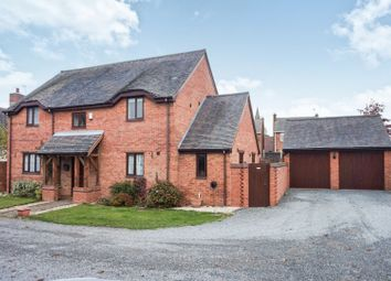 Thumbnail 4 bed detached house for sale in Main Street, Nailstone