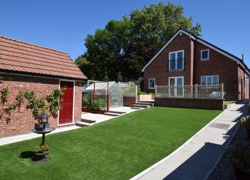 Thumbnail 4 bed detached bungalow for sale in Station Road, Ryhill, Wakefield
