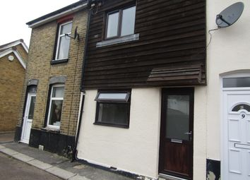 Thumbnail 2 bed terraced house to rent in Jubilee Terrace, Gillingham