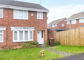 Thumbnail 3 bedroom semi-detached house for sale in Silverwood Close, Hartlepool