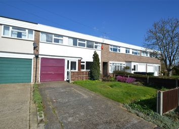 Thumbnail 4 bed terraced house for sale in Ouse Road, Eaton Ford, St Neots, Cambridgeshire