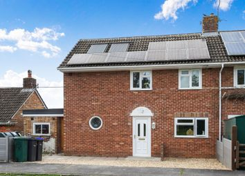 Thumbnail 3 bed end terrace house for sale in Brigmerston, Durrington, Salisbury