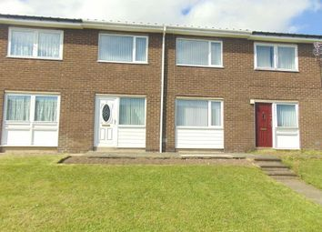 Thumbnail 3 bed link-detached house for sale in Bickerton Walk, West Denton, Newcastle Upon Tyne