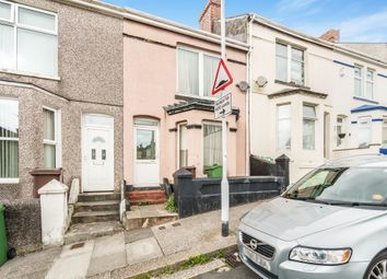 Thumbnail 2 bed terraced house for sale in Erith Avenue, Plymouth