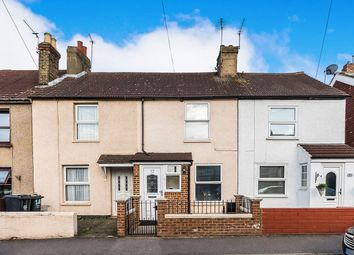 Thumbnail 2 bed terraced house for sale in Milestone Road, Dartford