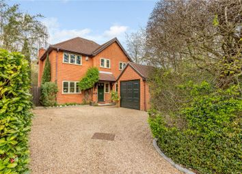 Thumbnail 4 bedroom detached house for sale in Folders Lane, Bracknell, Berkshire