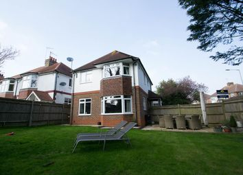 Thumbnail 4 bed detached house for sale in Freeman Avenue, Eastbourne