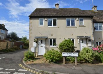 Thumbnail 2 bed end terrace house for sale in Wothorpe Mews, Stamford