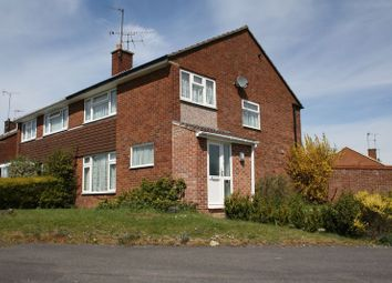 Thumbnail 3 bed semi-detached house to rent in Fosters Lane, Woodley, Reading