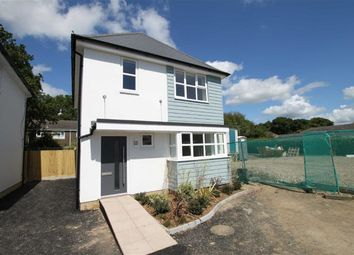 Thumbnail 3 bed detached house for sale in Glenville Road, Walkford, Christchurch, Dorset