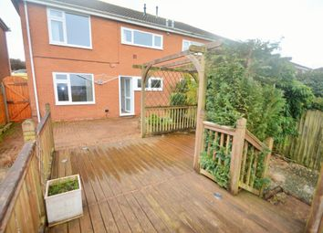 Thumbnail 3 bed semi-detached house to rent in Exe Hill, Torquay