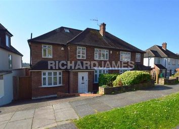 Thumbnail 5 bed semi-detached house for sale in The Reddings, London