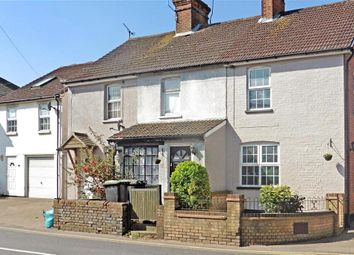 Thumbnail 2 bed terraced house for sale in New Hythe Lane, Larkfield, Aylesford, Kent