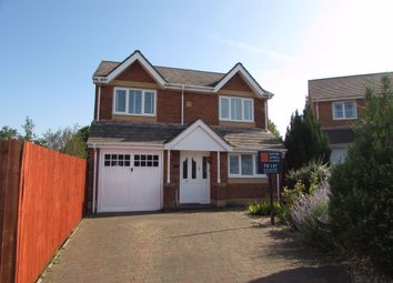 Thumbnail 4 bed property to rent in Llys Pentre, Broadlands, Bridgend