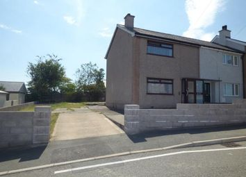 Thumbnail 2 bed end terrace house for sale in Bro Llewelyn, Llandegfan, Anglesey, North Wales