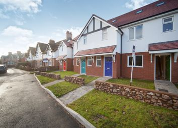 Thumbnail 3 bed terraced house for sale in Foxdown Hill, Wellington