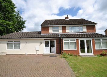 Thumbnail 4 bed detached house for sale in Redcliffe Way, Brundall, Norwich
