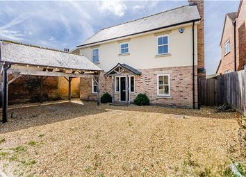 Thumbnail 5 bed detached house for sale in Froize End, Haddenham, Ely