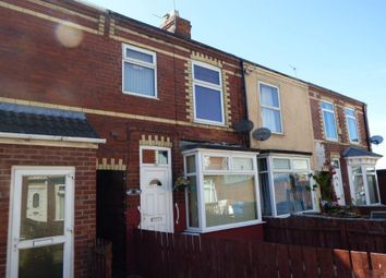 Thumbnail 3 bedroom terraced house for sale in Whitby Avenue, Whitby Street, Hull
