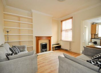 Thumbnail 3 bed flat to rent in Effra Road, London