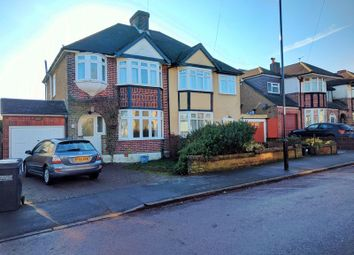 Thumbnail 3 bed property to rent in Greville Avenue, Selsdon, South Croydon