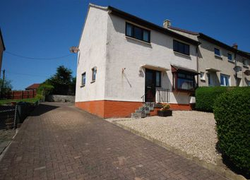 Thumbnail 3 bed end terrace house for sale in Boyd Orr Road, Saltcoats