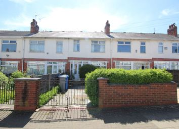 Thumbnail 3 bedroom terraced house for sale in Thornbury Road, Stretford, Manchester