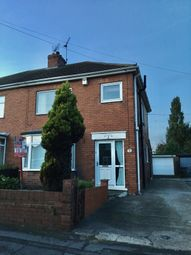 Thumbnail 3 bed semi-detached house to rent in Hampton Road, Scunthorpe