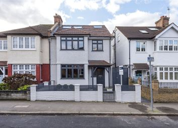 Thumbnail 5 bed semi-detached house for sale in Homersham Road, Kingston Upon Thames