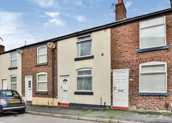 Thumbnail 2 bed terraced house for sale in Fountain Street, Macclesfield, Cheshire