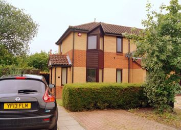 Thumbnail 2 bedroom property to rent in Faraday Drive, Shenley Lodge, Milton Keynes