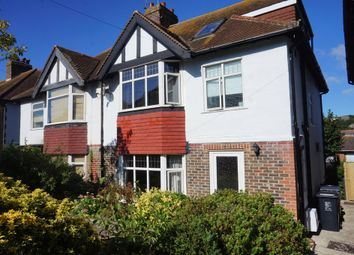 Thumbnail 5 bed semi-detached house to rent in Reading Road, Brighton
